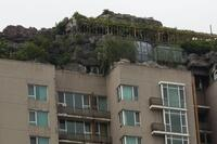 Chinese Authorities Crack Down On Apartment-Top Mountain Villa