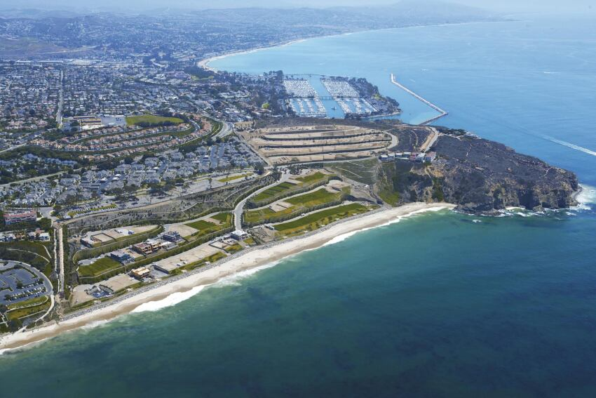 A Beachfront Community Is Setting Lot-Price Records in Southern California