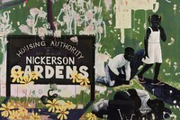 The Affection and Dread in Kerry James Marshall's Depiction of Housing Projects