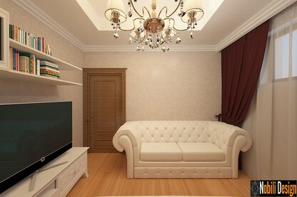 Interior design ideas for classic houses - Interior architecture