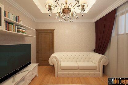 Interior design ideas for classic houses - Interior architecture