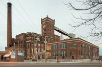 Famed Brewery Becomes Affordable Artist Lofts
