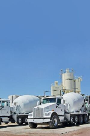 Drake Materials has a no-communications policy for drivers at its 10 plants in Arizona.