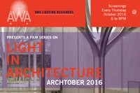 Light in Architecture Film Series