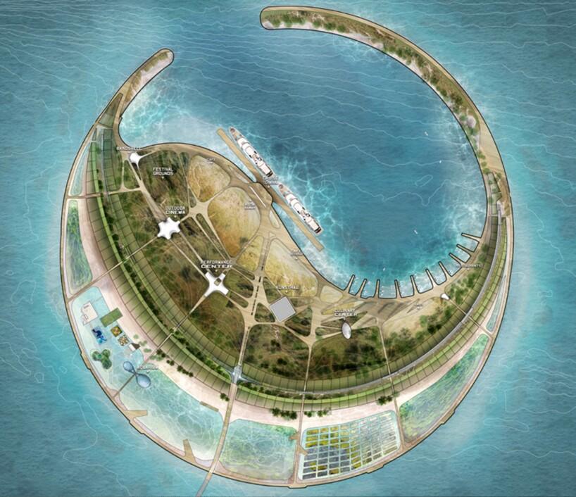 Diller Scofidio + Renfro proposal