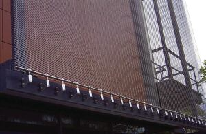 The Perforated Panel System from C.R. Laurence Co. (CRL) offers protection from the sun while enhancing the appearance of a buildings fa§ade with a modern look. The Perforated Panel System is available in steel, galvanized steel, stainless steel, and aluminum; finishes include mill, powder paint, and Kynar polyvinylidene fluoride. It can be retrofitted to a building without major structural reconfiguration. Stock sheets are available in various thicknesses, and CRL can custom fabricate panels using CNC laser and waterjet cutters. The system can be used on both fa§ades and interiors, including on ceilings, wall paneling, and railing infills. Several meshes are available. crlaurence.com