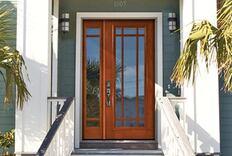 Wind-Resistant Doors