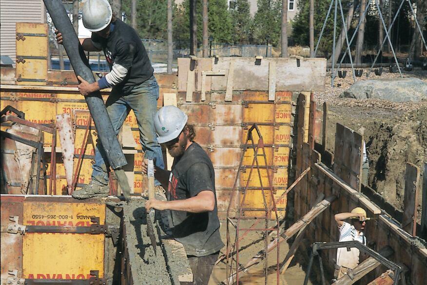Concrete Basics Jlc Online Concrete Construction Air