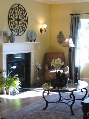 Personality points: Little things such as paint colors, trim details, and lighting fixtures make a difference.