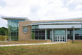 Blue Ridge Community College Student Recreation Center