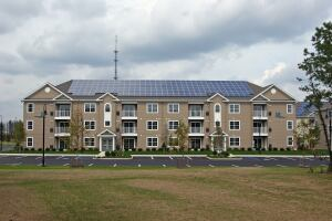GOING FOR THE GOLD: An apartment complex with 112 units, which is certified LEED Gold, is part of a mixed-use redevelopment project in southern New Jersey that helped Walters Homes win the first  Green Builder of the Year award from the Shore Builders Association of Central New Jersey