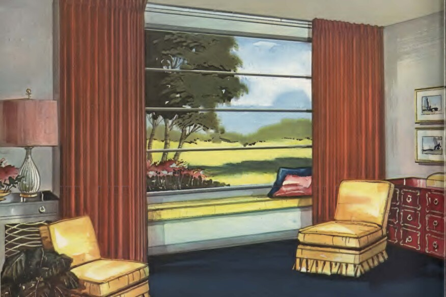 Pulling back the curtain a brief history of windows for 1920s window styles