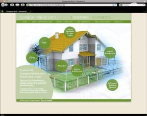ALTERNATIVE SOURCES: Ashland's CompositeBuild.com site was developed to alert more builders and architects to the advantages of using lighter-weight, eco-friendlier composite building materials.