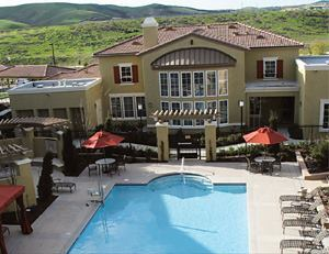 Mill Creek in San Ramon, Calif., is typical of the high-barrier, luxury properties attracting buyers like UDR.