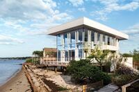 Fire Island House, Designed by Richard Meier & Partners