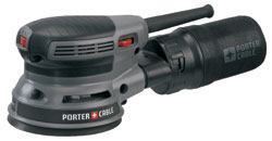 First Test: Porter-Cable's High-Tech Sander
