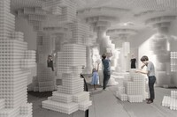 New York's Hou de Sousa to Bring Life-Size Ball-Blocks to Dupont Underground