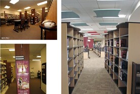 Hodges University Fort Myers Campus Library Renovation