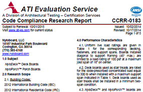 Code Compliance Research Report