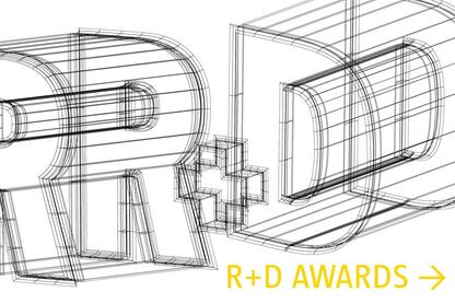 Fourth Annual R+D Awards