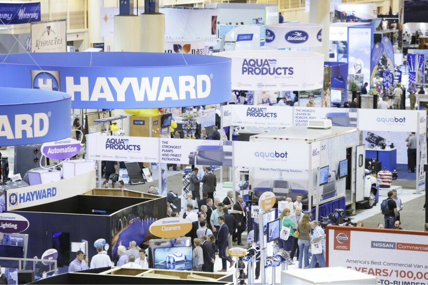 Psp expo a hit in the crescent city aquatics for International pool and spa show 2016
