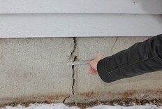 Crumbling Basements Blamed on Mineral in Aggregate