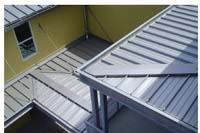 1000 Series Roof System From MeTecno USA