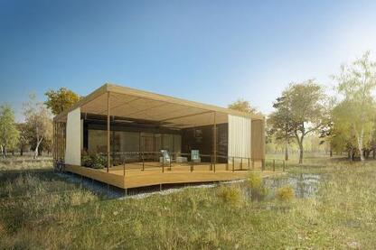 2013 Solar Decathlon: AIR House