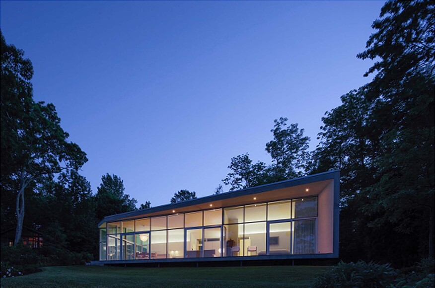 House On Maine Coast Architect Magazine Toshiko Mori