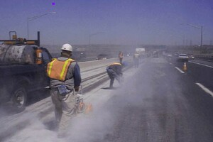 Are You Bombarded by Dust-Suppression, Respirator Manufacturers? Here's Why.