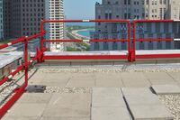 Spider + SpiderRail guardrail system