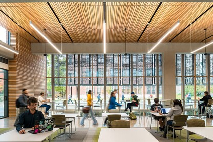 University of Oregon Allan Price Science Commons & Research Library Remodel/Expansion