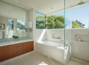 Castenada Master Bath Custom Home Magazine Award