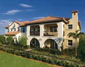 "A DIFFERENT SHADE OF GREEN: The Minto Group's new community in Florida, Cascada at Monterra, will feature townhouses that are being marketed under the builder's ""Minto Blue"" label, which indicates they can meet the sustainable standards of five different ratings agencies."