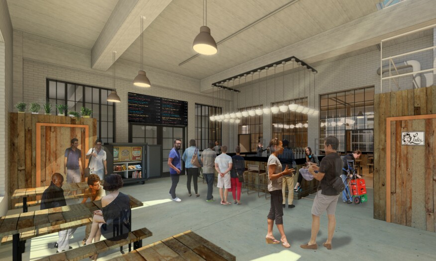 Dorchester Brewing Co., in Boston's Dorchester neighborhood, will serve as a 25,000-square-foot brewing incubator for craft beer makers.