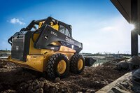 John Deere skidsteer loaders and track loaders