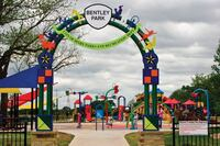 Bentley Park Splashpad