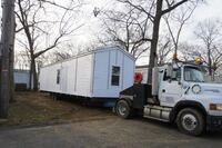 "FEMA Puts One ""On-Your-Lot"" Trailer in New Jersey"