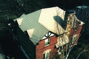 Cool Roofs Help Reduce the Urban Heat Island Effect