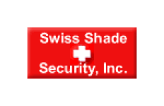 SwissShade + Security Logo