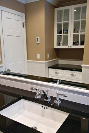 The owner of Simply Bath has concentrated on bath remodels for the past few years and hopes customers will use the selections as a guide to help streamline the process.