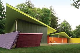 Shelter Island Pavilion