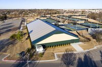 Tennis Building by Legacy Building Solutions Named USTA Outstanding Facility