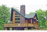 FourPlans: Multi-Gen Rustic Vacation Homes