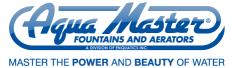 AquaMaster Fountains & Aerators Logo