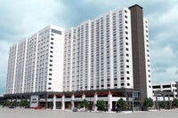 Fast Tracked Convention Hotel Constructed in Just 8 Months