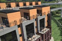 Townhomes To Add To Manchester Va. Rental-Heavy Building Rush