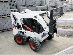 Big names in construction equipment are going global. South Korea's Doosan Infracore, owner  of the Daewoo brand, bought Ingersoll-Rand's Bobcat division  in July.