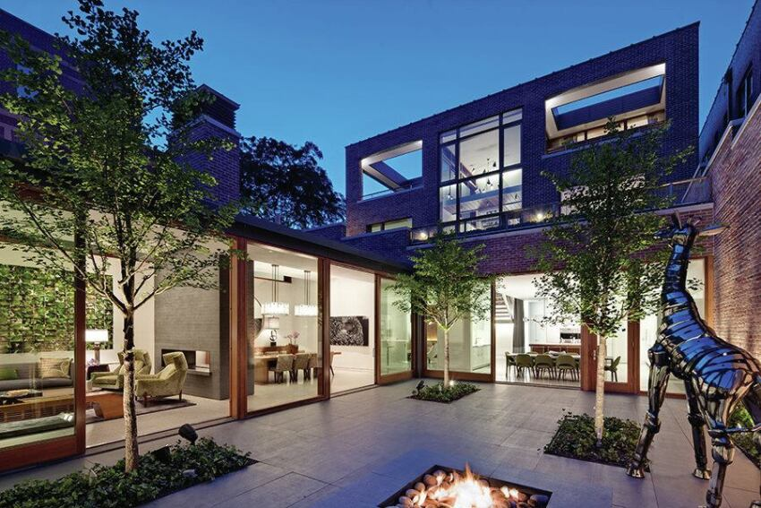 Custom Home of the Year: Lincoln Park Residence, Chicago