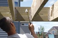 Structural Hardware for Framing Decks